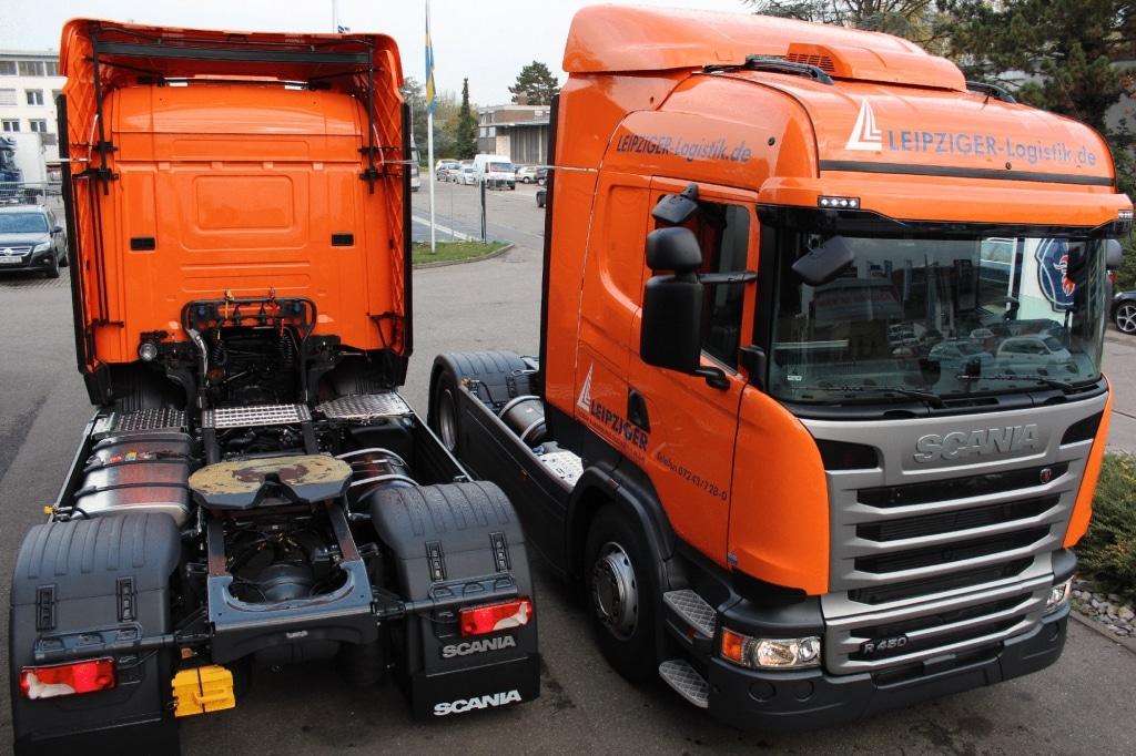 Dual Fuel LKW-1