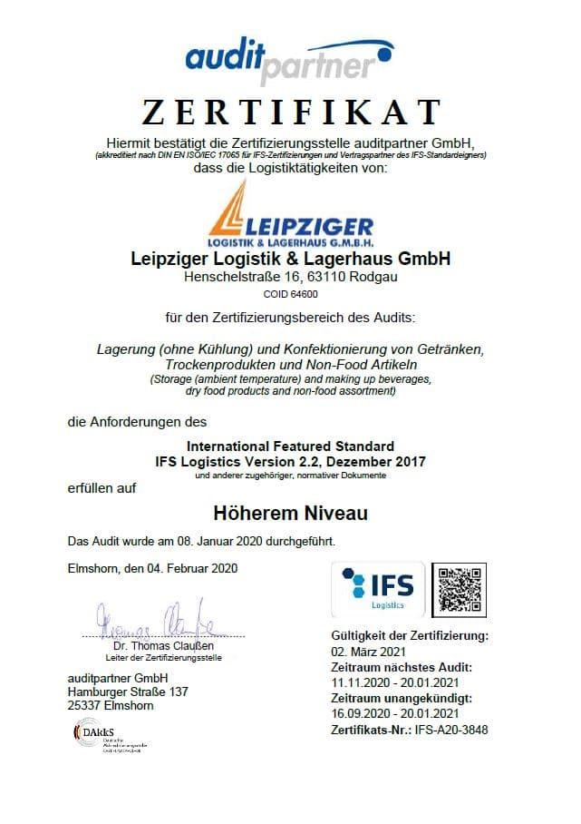 IFS Rodgau Webseite