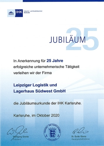 Jubiläum25